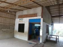 Klinik nahe der Mülldeponie