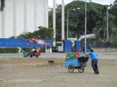 Straßenszene Managua