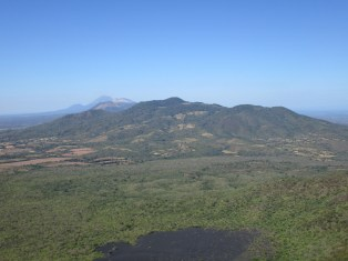 Aussicht vom Cerro Negro