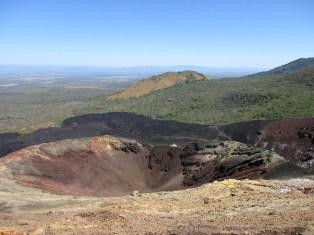 Krater Cerro Negro