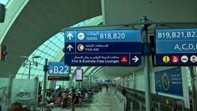 Dubai Flughafen
