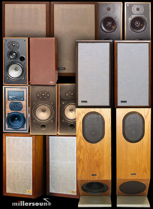 Sound System Repair : sound, system, repair, Millersound, Speaker, Refoaming,, Reconing, Repair, Services