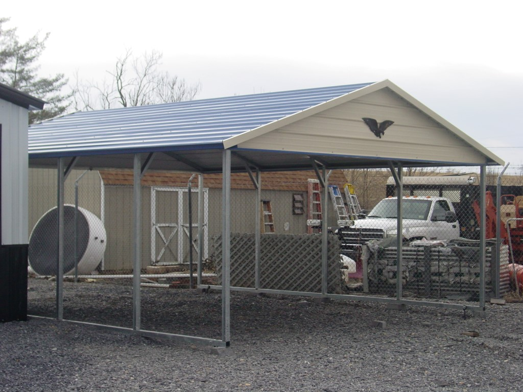 Eagle Carports  Millers Storage Buildings