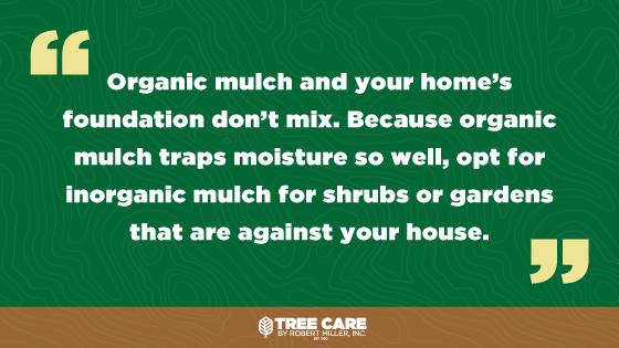Organic mulch quote