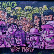 Choq, Vitry-Sur-Seine