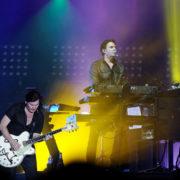 Simple Minds en concert (fête de l'huma 2010)
