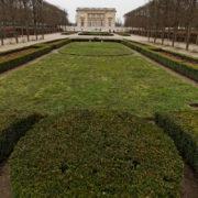 Jardins à la française et petit Trianon.