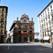 Hôtel de ville de Pampelune