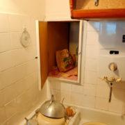 Le Corbusier, La maison radieuse de Rezé, L'appartement: sas de livraison