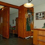 Le Corbusier, La maison radieuse de Rezé, L'appartement: pièce centrale du 1er étage