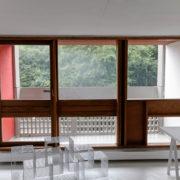 Le Corbusier, Briey, Chaque année La Première Rue organise dans sa Galerie Blanche plusieurs expositions temporaires consacrées aux tendances de l'architecture contemporaine et aux arts plastiques.