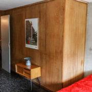 Le Corbusier, Briey, Appartement témoin: chambre parentale