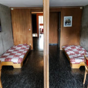 Le Corbusier, Briey, Appartement témoin: chambres enfants