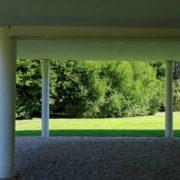 Le Corbusier, la villa Savoye, Les pilotis
