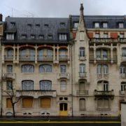 Immeubles France-Lanord et Lombard (1902-1904)