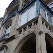 Immeuble Georges Biet - 22, rue de la Commanderie