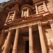 Petra, Le Khazneh (Trésor)