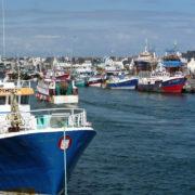 Le port de pêche du Guilvinec