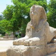 Sphinx d'Albatre