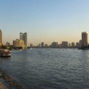 Le Nil pont du 6 Octobre