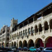 immeubles rue Ramses et rue Baghdad