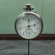 Musée du temps: chronographe décimal