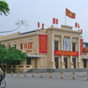 Haiphong: théatre municipal
