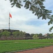Entrée dans la citadelle par le Cavalier du Roi, bastion construit en 1809