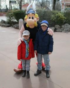 Asterix et les microbes