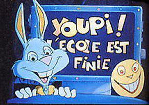 youpi l'ecole est finie