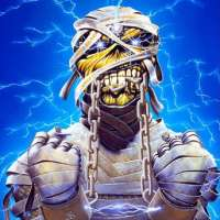 "Buttkickin' Halloween Songs: ""Powerslave"" -- Iron Maiden (1984)"