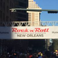 "Race Review: 2016 Rock N Roll New Orleans Marathon (2/28/2016), or: ""You wanna do some livin' before you die..."""