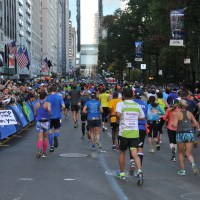"Race Review: 2016 TCS New York City Marathon (11/6/2016), or: ""I just wanna scream it louder and louder and louder..."""