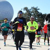 "Race Review: 2017 Walt Disney World Marathon (1/8/2017), or: ""Sky blue flight on a cold wind to Valhalla..."""