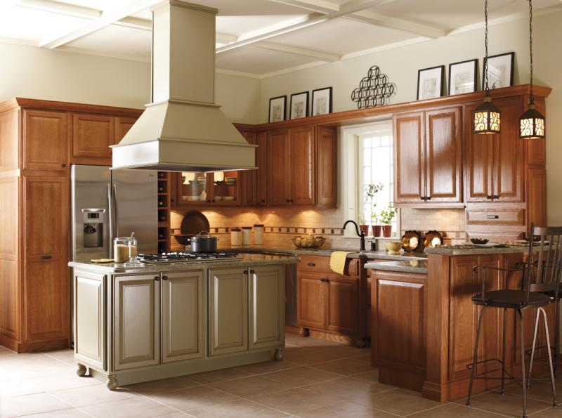 Mill Hollow  Schrock Cabinets