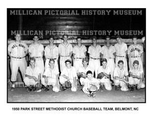 Park Street Methodist Church Belmont Millican