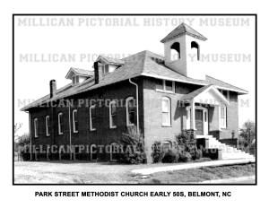 Park Street Methodist Church (Belmont)