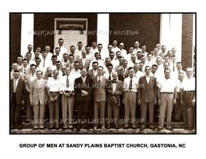 Sandy Plains Baptist Church