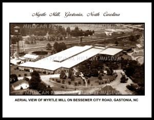 Myrtle Mills, Gastonia, NC