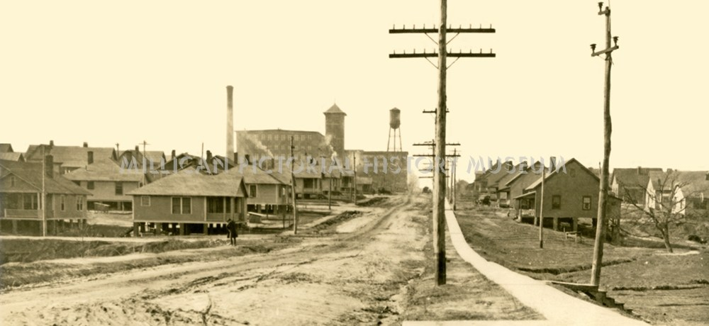 Loray Mills & Village circa 1920, Gastonia, North Carolina