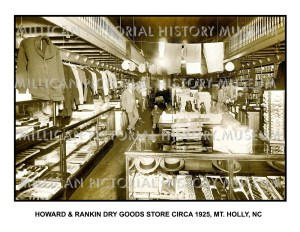 Howard & Rankin Dry Goods Store