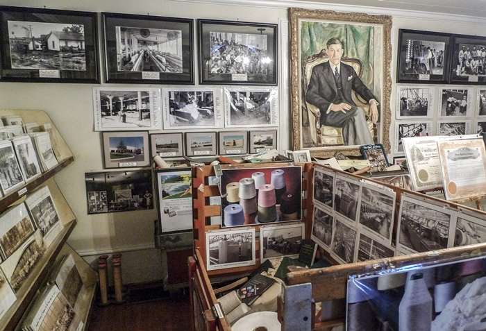 Millican Pictorial History Museum History Through