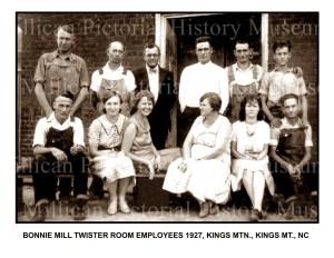 Bonnie Mill