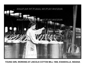 Lincoln Cotton Mill