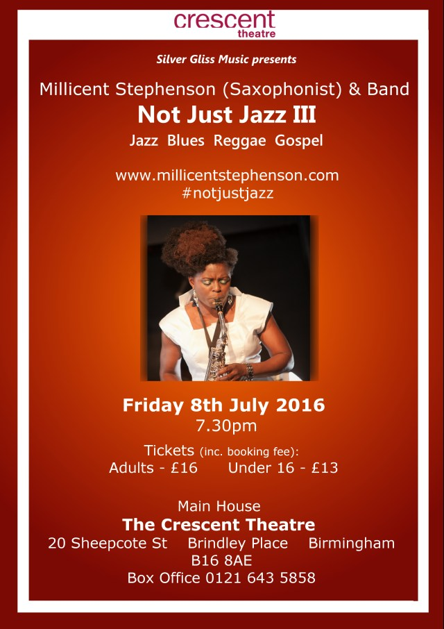 Not Just Jazz III Millicent Stephenson