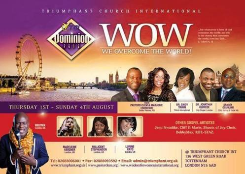 Triumphant Church International