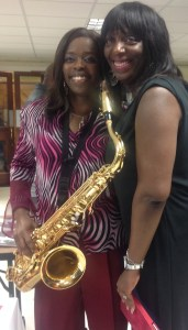 Millicent and Sandra Godley (MOBO 2013 Nominee)