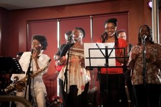 'Not Just Jazz' - Millicent, Jahinglish, Natasha, Taleisha, Reuben & Marcia