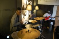 'Not Just Jazz' rehearsal: Corey & Jahinglish