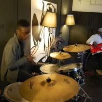 'Not Just Jazz' rehearsal: Corey & Jahinglish